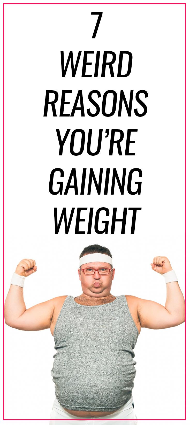 gaining weight pin