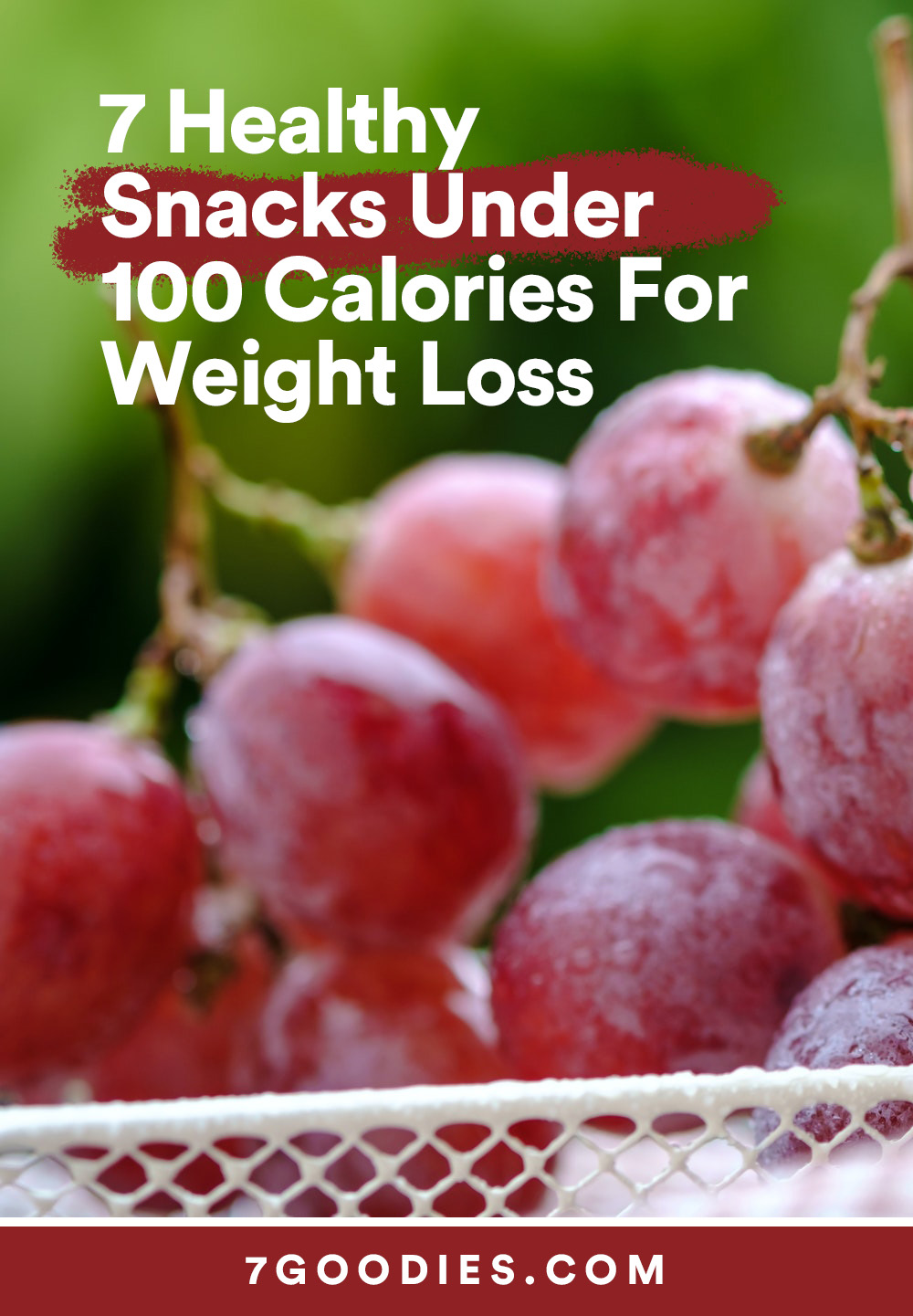 7 Healthy Snacks Under 100 Calories For Weight Loss
